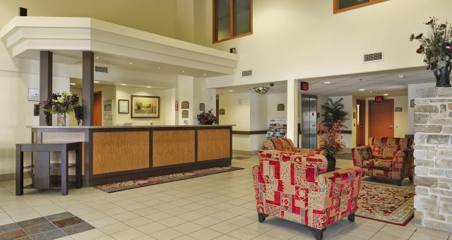 Front Desk & Reception
